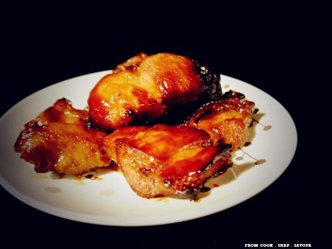 Cha Siu (Chinese BBQ Pork)