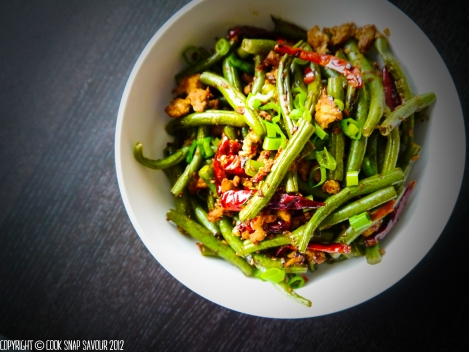 Spicy Four Season Beans