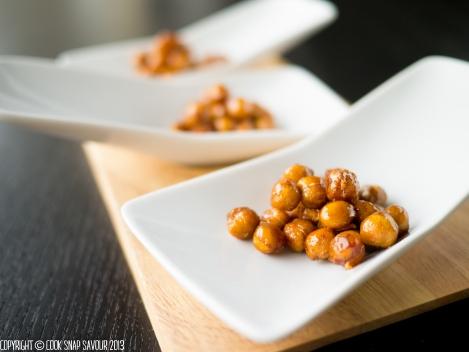 Honey Roasted Nuts (Chickpeas) 04
