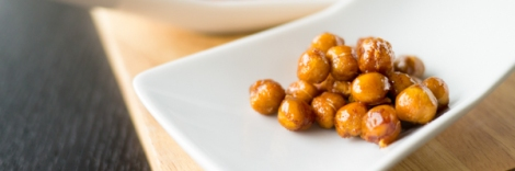 Header Honey Roasted Nuts (Chickpeas) 04
