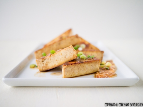 Honey-Ginger Tofu 02