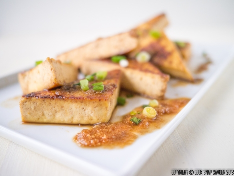 Honey-Ginger Tofu 03