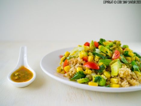 Quinoa Salad with Honey-Jalapeno-Lime Dressing-1