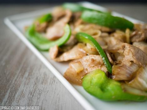W Stir-Fried Pork and Onion 03