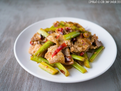 Stir-Fried Pork with Cumin 04